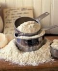 The difference between cake flour, all purpose flour and bread flour. Which do you need, and why?