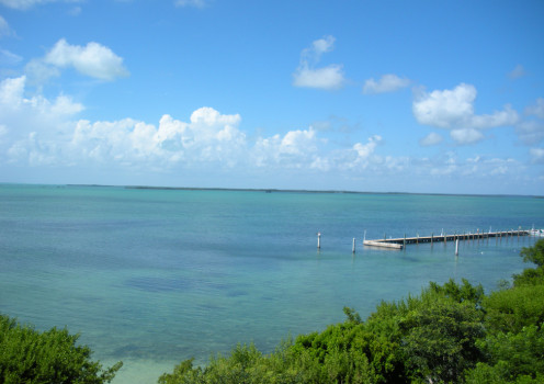 View from the Key Largo Grande Resort