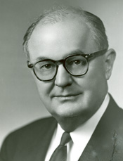 Congressman Wright Patman, the First District's longest-serving representative