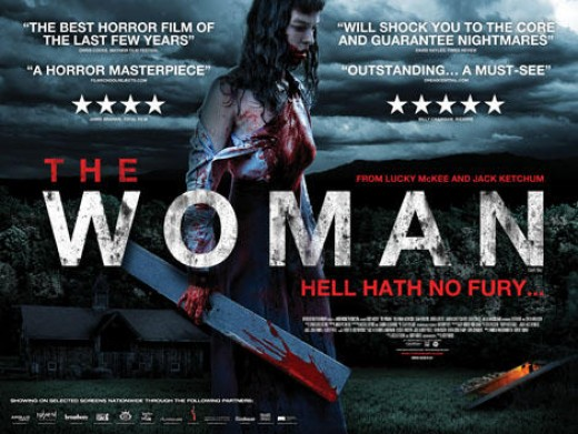 The Woman horror movie review.