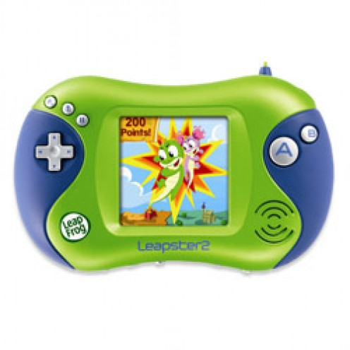 Front of the Leapfrog Leapster2