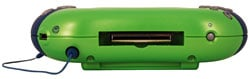Back of the Leapfrog Leapster2