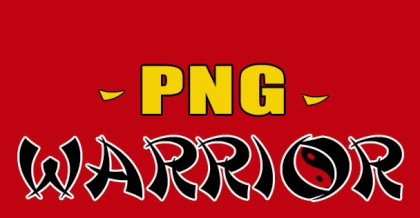 A logo designed by Andrew for the site.