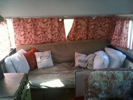 Back bed