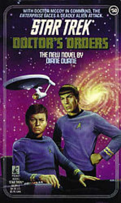 Star Trek Books: Doctor's Orders - A Review