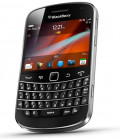 BlackBerry Bold 9930 showcasing the typical BlackBerry design that got overtaken by the iPhone-like touchscreen slab smartphone wave