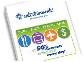 Entertainment Coupon Savings