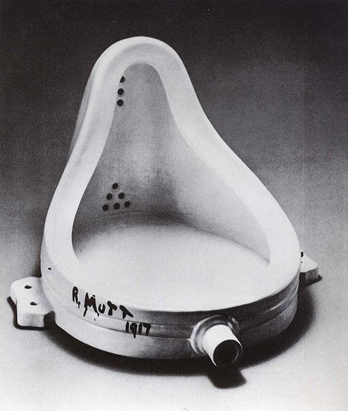 Fountaine- Duchamp