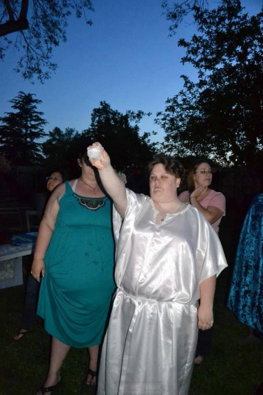 Beltane's Esbat Full Moon Ritual