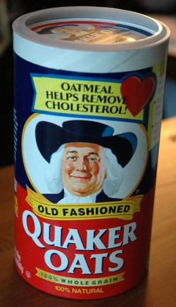 I Hated Oatmeal but My Mother Made me Eat It