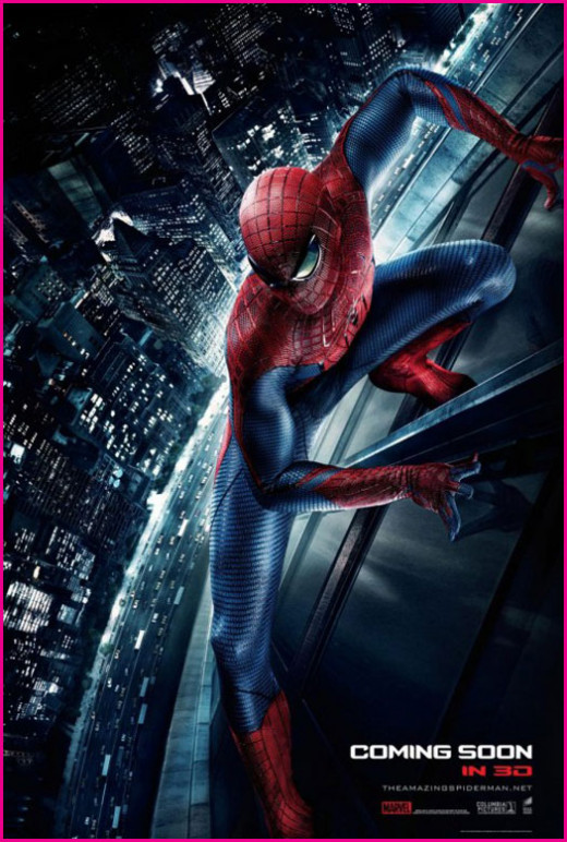 I see. So, the movie is about Spider-Man. Thanks for clearing that up.