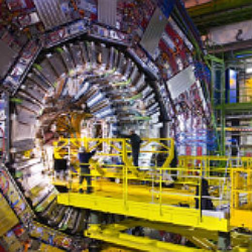 CERN 10 Billion's Hadronic Collider