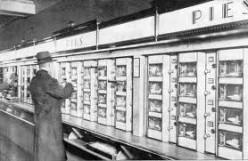 Eating at the Automat