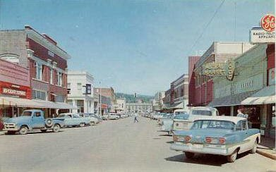 Poteau during the 1960s