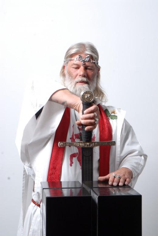 Arthur Pendragon in 2009