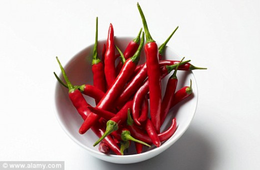 Health Benefits Chili