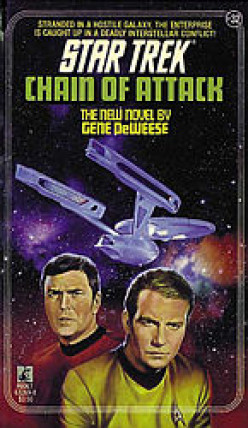Star Trek Books: Chain of Attack - A Review
