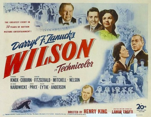 Wilson (1944) poster