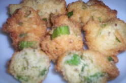 Okra Hushpuppies
