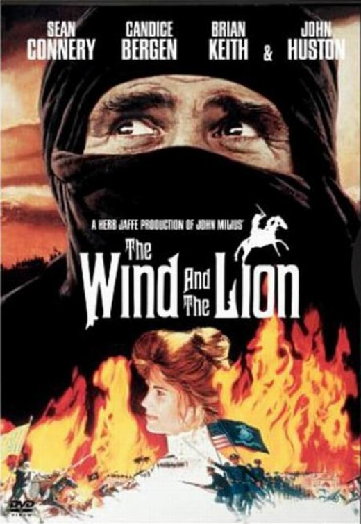 The Wind and the Lion (1975) poster