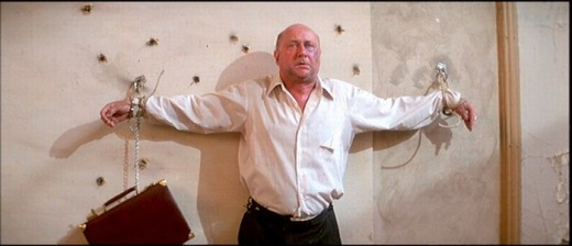 Donald Pleasance in Escape from New York (1981)