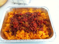 Gluten Free Recipe - Yellow Rice and Beans