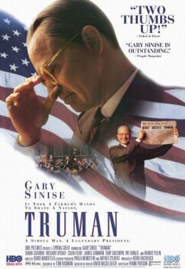 Truman (1995) poster