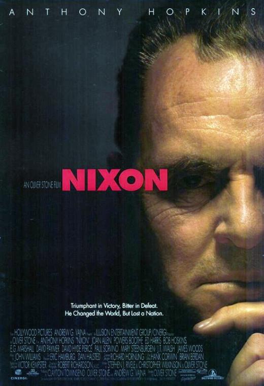 Nixon (1995) poster