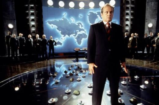 Jack Nicholson in Mars Attacks! (1996)