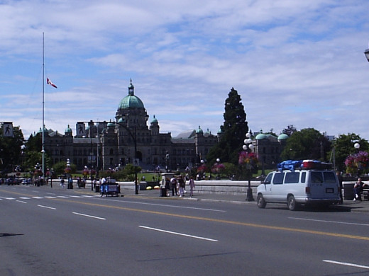 Victoria, BC has lots to see and do.