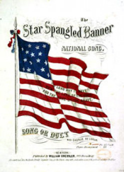 What is your favorite patriotic song, and who sang it best?