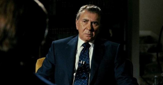 Frank Langella as Nixon in Frost / Nixon (2008)