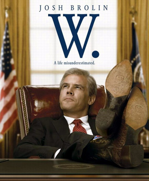 W (2008) poster