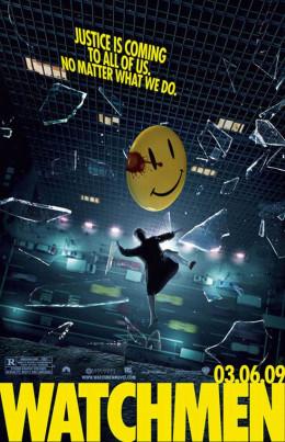 Watchmen (2009) poster