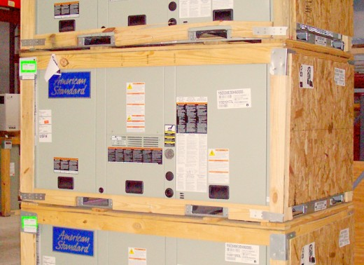 This unit might have only allowed a few hundred dollar a year write off for the next 39 years but now, a business can write off thousands in one year and save on energy costs.