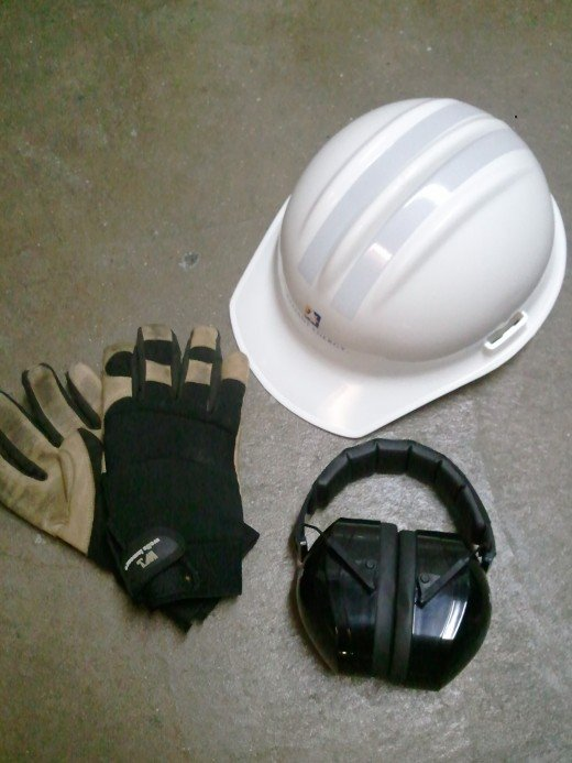 Wear only the required personal protective equipment when working in hot weather