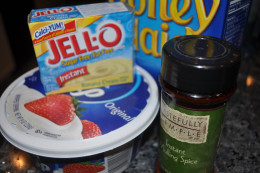 If you keep these ingredients around, chances are good you have what it takes to make a quick dessert for a hot day!