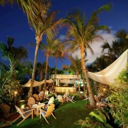 Tiki Bar at Soho Beach House Miami