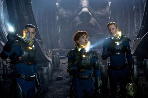 "Characters search for answers in ""Prometheus"""