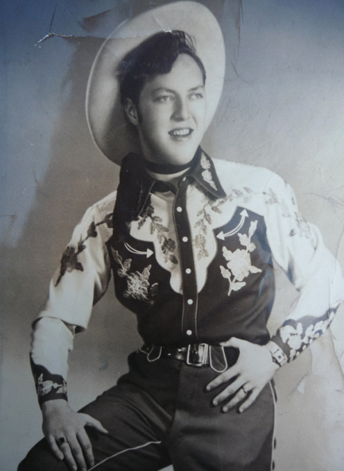 Bill Haley in 1948