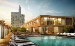 Hyde Beach Club at SLS Hotel South Beach