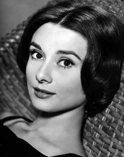 The Gamine Goddess: Audrey Hepburn