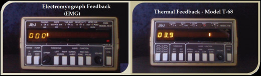 EMG & Thermal Feedback Machines