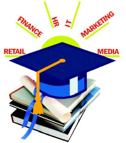 What is the difference between MBA and HR? Which are the various