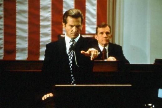Jeff Bridges in The Contender (2000)
