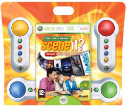 An incredible and interesting party game - Scene it! - A review