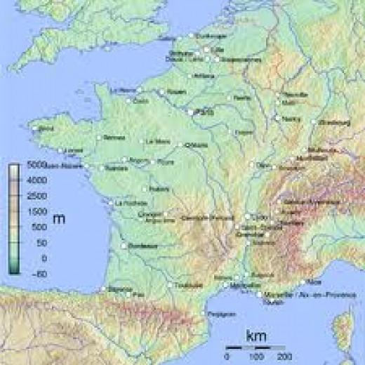 Frankish riverways in the west