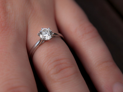 Learn how you can pay for the engagement ring she will love!