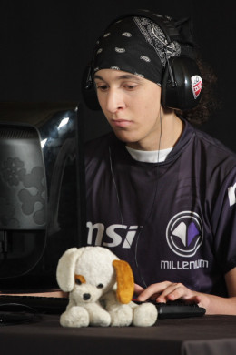 Stephano, Top EU Zerg Player