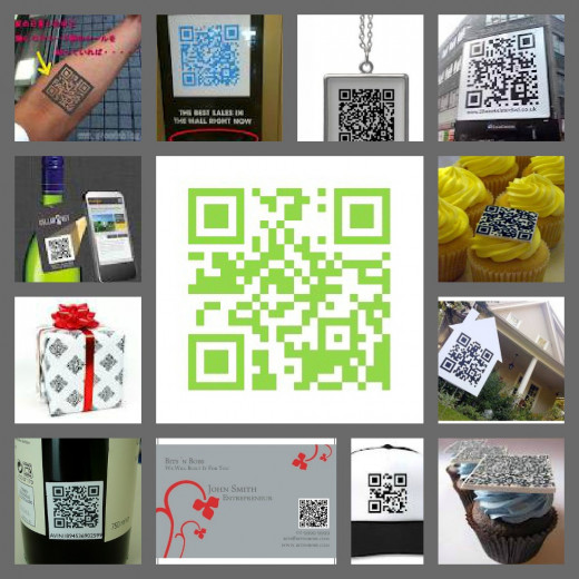 Creative Ways To Use QR Codes
